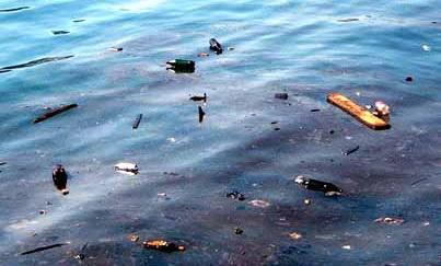 Черное море - одно из самых грязных в мире