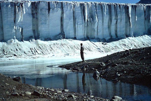 как устроены ледники