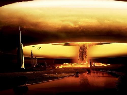Ядерная зима после ядерной ночи