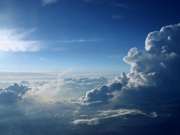 Природная картина погоды