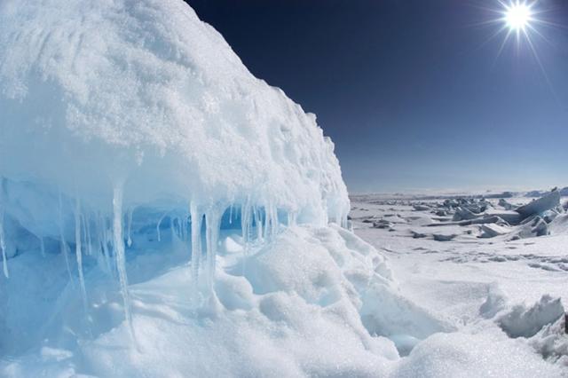 льды фото