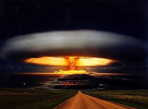 ядерная тьма