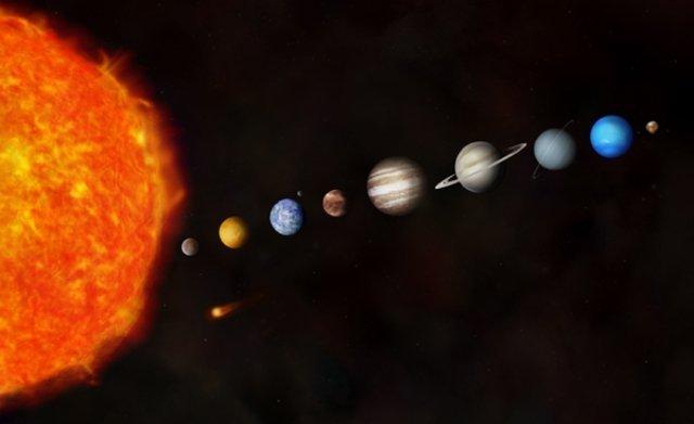 солнечные циклы