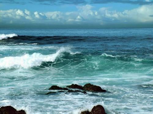 климат над океаном