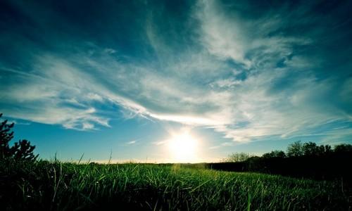 Ход температур обитаемой Земли